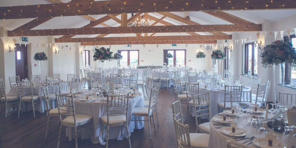 Thief Hall Wedding Tables & Chairs