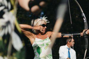 Focusing pursuits archery