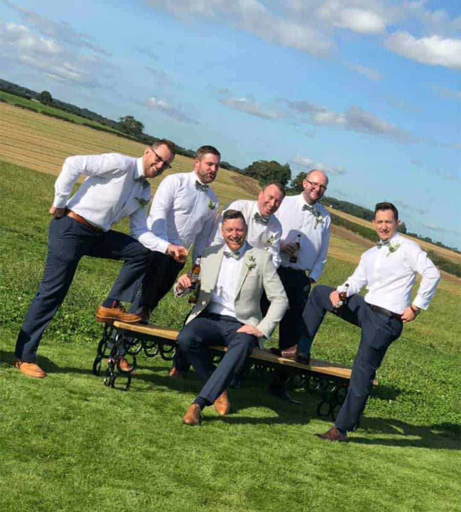 top tips for best man