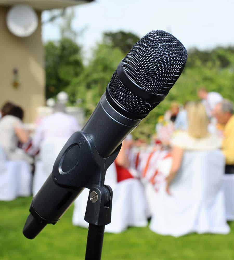 10 tips writing wedding speech