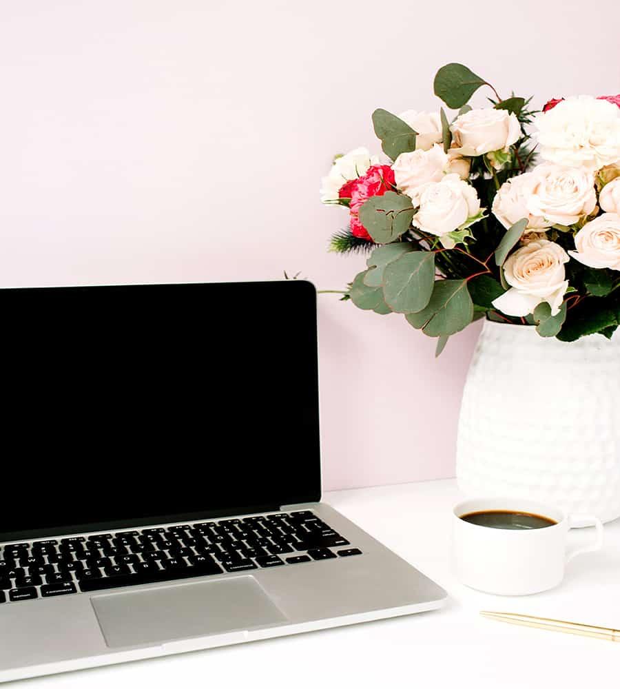 planning a wedding online